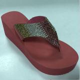 Promotional Wholesale Beaded Lady Slipper Shoe