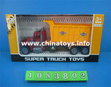 Hot Sale Friction Toy Construction Car Toy (1083802)