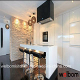 Welbom Glossy White Kitchen Furniture