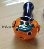 4inch Skinny Animal Glass Hand Pipe with Shipping Cost