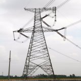 High Quality and Low Overhead Transmission Line Angle Steel Tower