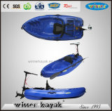 Single Sit on Top Power Kayak with Engine (RIDER)