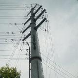110kv Transmission Line Steel Monopole Tower Electric Pole Accessories