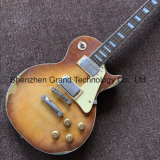 1960 Relic Rosewood Fingerboard Lp Aged Electric Guitar (GLP-505)
