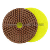 "Standard Quality 4"" Diamond Wet Polishing Pads for Granite"