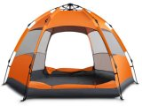 Mbs-2040 Automatic Ground Outdoor Camping Fishing Camping Folding Bed Tycoon Tent