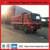 HOWO 6*4 Dump Truck/Tipper with High Capacity
