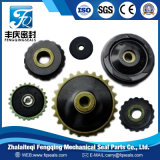 NBR Rubber Guide Wheel Motorcycle Engine Parts Tension Wheel