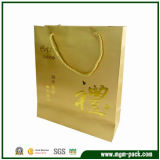 Luxury High Quality Paper Gift Bag with Handles