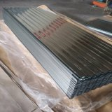 0.125-0.8mm Roofing Sheet Building Material Galvanized Corrugated Steel Sheets