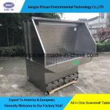 2017 New Design High Quality Large Surface Downdraft Table for Capturing Small Dust Particles