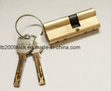 High Security Blade Key Lock Cylinder-1