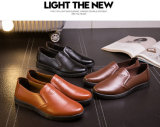 Good Price Soft Comfortable PU Shoes for Men