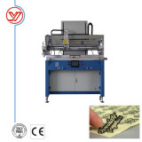 High Efficiency Screen Printer for Plastic Foil Manufacturer Supply