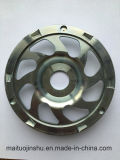 "Diamond Tool, Diamond Grinding Cup Wheel, Diamond Plate, 4""-10"" All The Base or Body"
