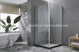 8mm Clear Glass Folding Shower Room