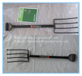 Fork Garden Fork Steel Fork with Steel Handle and Grip