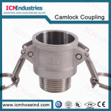 Ss 1-1/4′′threaded Cam and Groove Fittings