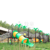 Professional Resort Plastic Material Outdoor Play Toys for Children