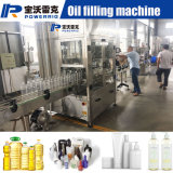 Automatic SGS Servo Motor Control Piston Filling Equipment Edible Oil and Lubricant Oil Filling Capping Machine Packing Production Line for Oil Filler