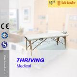 Portable Wooden Massage/Treatment Table (THR-PM01)