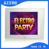 2017 Novelty LCD Video Digital Frame with Loop Play All Day Long