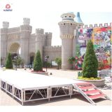 Professional Design Aluminum Assemble Stages Outdoor Concert Stages