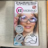 Ez Makeup Glasses W/ Magnifying Lens