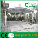Durable Aluminum Carport/ Sturdy Carport PC Sail Highly Cost Effective
