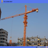 China Top Kit Tower Cranes Qtz63-5610 Max Load 6t and Jib Length 56 M
