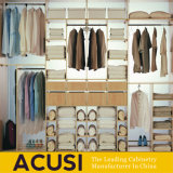Wholesale Customized Modern Wooden Bedroom Furniture Walk in Closets (ACS3-W05)
