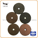 Hot Selling 3′′ Dry Diamond Polishing Pads for Marble