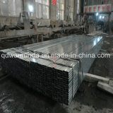 Rectangular Steel Pipe with Quality Galvanized Surface