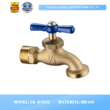 South America Mexico Brass Bibcock Cheap Water Tap Angle Valve
