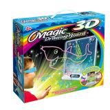 Educational Toys 3D Magic Drawing Board Kids Writing Toys DIY