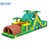 PVC Obstacle Course Inflatable Obstacle for Commercial Rental Use