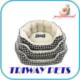 Textile Fabric & Velvet Pet Beds (WY180314A/C)