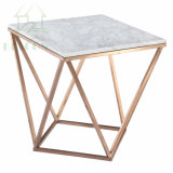 Event Furniture Steel Wire Modern Coffee Table