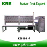 Class 0.05 12 Position Single Phase kWh Meter Test Bench with Isolation CT