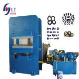 Solid Rubber Wheel Vulcanizing Machine for Wheelbarrow