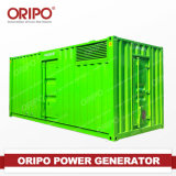 Power Genset Engine Enclosed Silent Container Type Diesel Generator Set