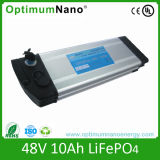 48V 10ah LiFePO4 Battery Pack for Electric Bike/Tricycle/Scooter