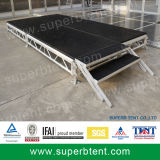2.5*8m Flexible Stage for Outdoor Events