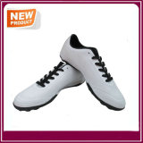 White Color Football Soccer Shoes for Men