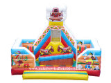 Inflatable Amusement India Theme Playground Inflatable for Kids