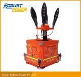 Rplt-2800 Portable Hydraulic High Mast DC LED Light Tower