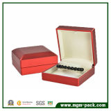 High Quality Red LED Plastic Jewellery Box