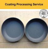 Frying Pan Kitchen Ware Surface Treatment Coating Processing Service / Metallic Ceramic Thermal Spraying Coating Process Machine Equipment