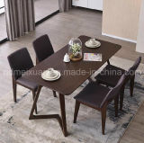 Solid Wooden Dining Table Living Room Furniture (M-X2393)