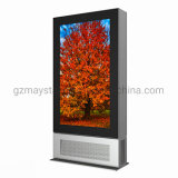 Custom Windows or Android IP65 Waterproof All Weather Outdoor LCD Display Interactive Outdoor Digital Signage Touch Screen Kiosk Monitor